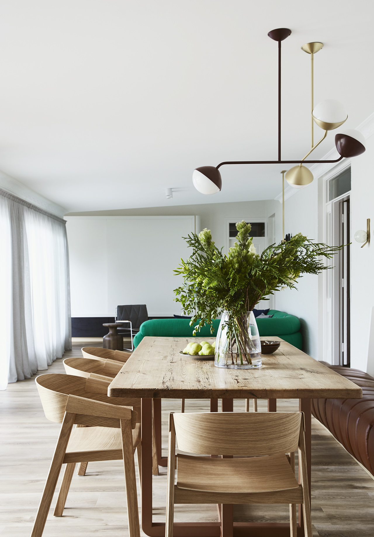 Balgownie House by Trentini Design. Photography Amanda Prior.
