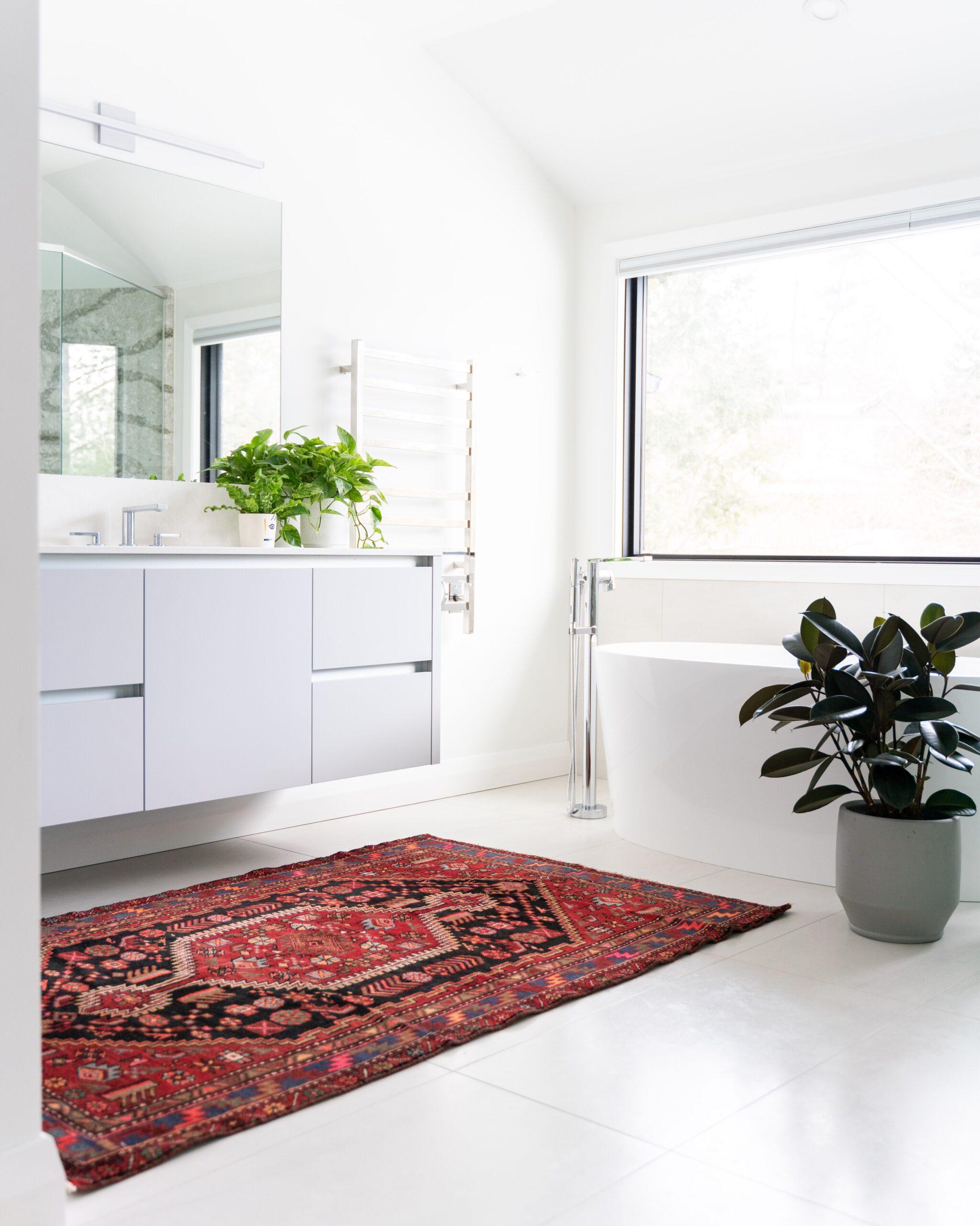 Small budget bathroom renovation